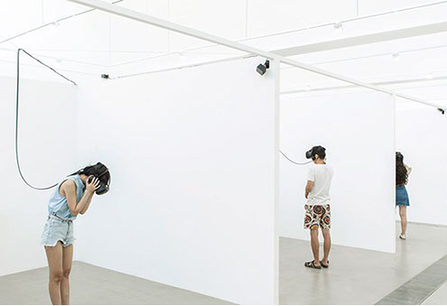 Faurschou Foundation Beijing: Virtual Reality Art